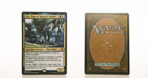 Uro, Titan of Nature's Wrath THB Theros beyond death hologram mtg proxy magic the gathering tournament proxies GP FNM available