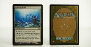 Academy Ruins  mtg proxy magic the gathering tournament proxies GP FNM available