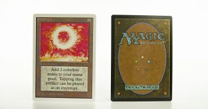 Sol Ring   Unlimited Edition 2ED mtg proxy magic the gathering tournament proxies GP FNM available