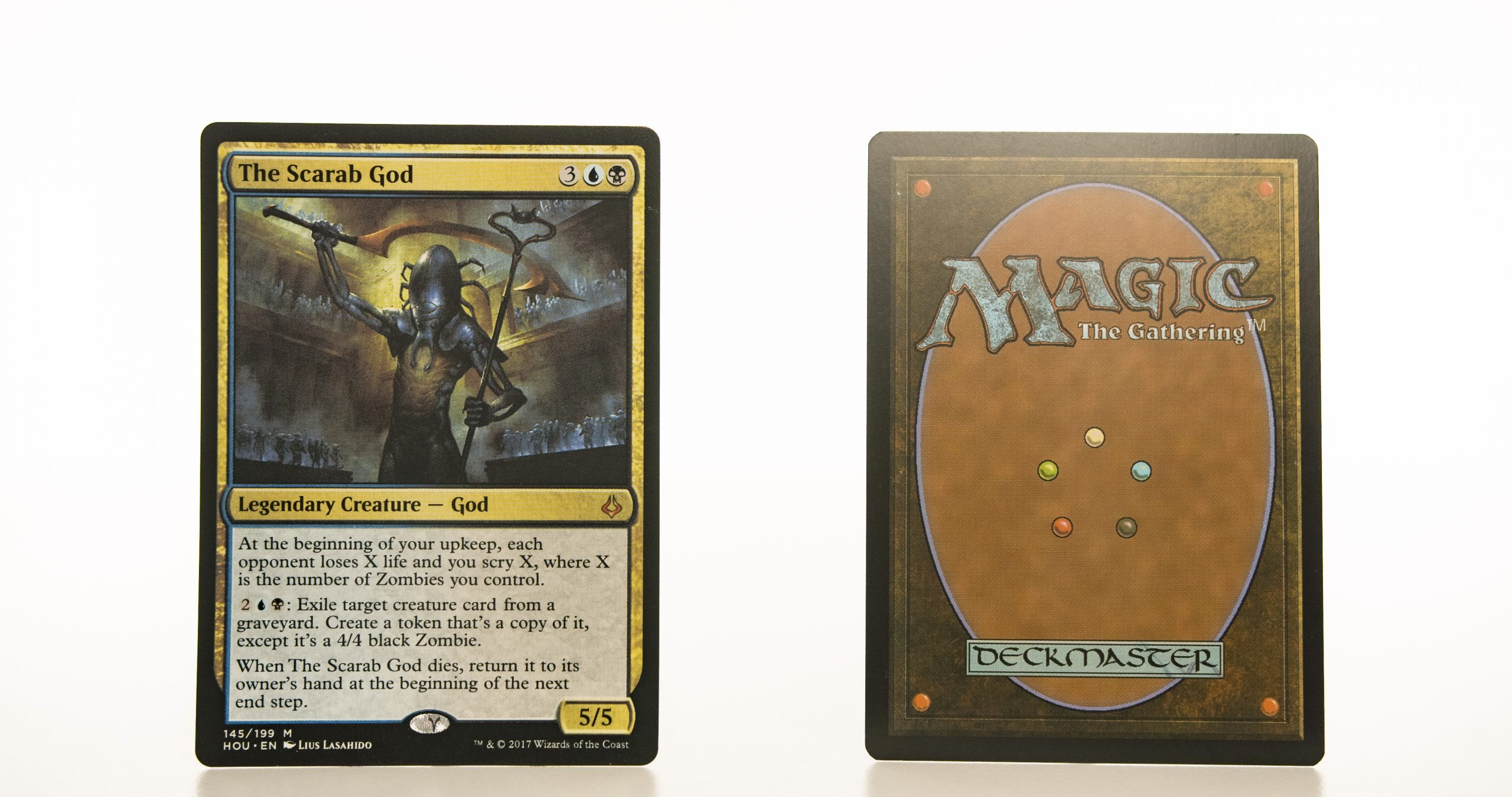 The Scarab God HOU mtg proxy magic the gathering tournament proxies GP FNM available