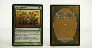 Doubling Season  mtg proxy magic the gathering tournament proxies GP FNM available