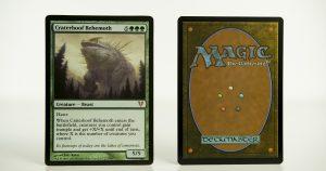 Craterhoof Behemoth Avacyn Restored mtg proxy magic the gathering tournament proxies GP FNM available