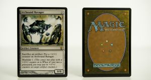 Arcbound Ravager  mtg proxy magic the gathering tournament proxies GP FNM available