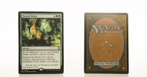 Natural Order Eternal Masters mtg proxy magic the gathering tournament proxies GP FNM available