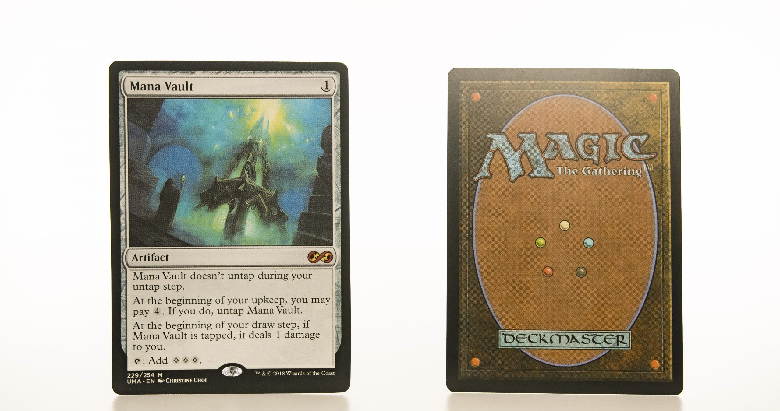 Mana Vault UMA mtg proxy magic the gathering tournament proxies GP FNM available