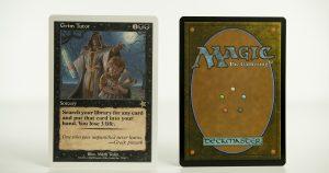 Grim Tutor Starter 1999 mtg proxy magic the gathering tournament proxies GP FNM available
