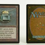 Mox Emerald Beta mtg proxy magic the gathering tournament proxies GP FNM available