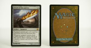 Sword of Fire and Ice  mtg proxy magic the gathering tournament proxies GP FNM available
