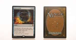 Force of Will   Eternal Masters mtg proxy magic the gathering tournament proxies GP FNM available