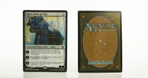 Karn, Scion of Urza DOM Dominaria mtg proxy magic the gathering tournament proxies GP FNM available