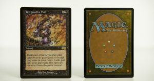 Yawgmoth's Will  mtg proxy magic the gathering tournament proxies GP FNM available