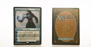 Tezzeret the Seeker MM2 (Modern Masters 2015) mtg proxy magic the gathering tournament proxies GP FNM available