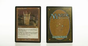 Grim Monolith UL (Urza's Legacy) ULG mtg proxy magic the gathering tournament proxies GP FNM available