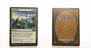 Scapeshift M19 mtg proxy magic the gathering tournament proxies GP FNM available
