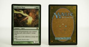 Seeborn Muse  mtg proxy magic the gathering tournament proxies GP FNM available