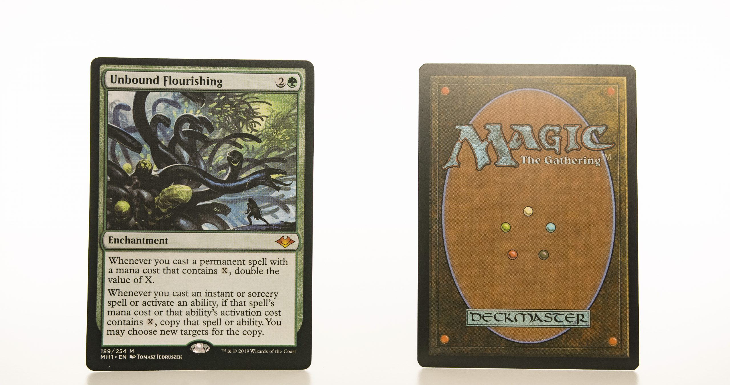 Unbound Flourishing MH1 mtg proxy magic the gathering tournament proxies GP FNM available