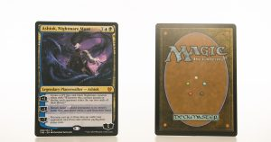 Ashiok, Nightmare Muse THB Theros beyond death hologram mtg proxy magic the gathering tournament proxies GP FNM available