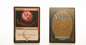 Blood Moon  MM3 Modern Masters 2017 mtg proxy magic the gathering tournament proxies GP FNM available