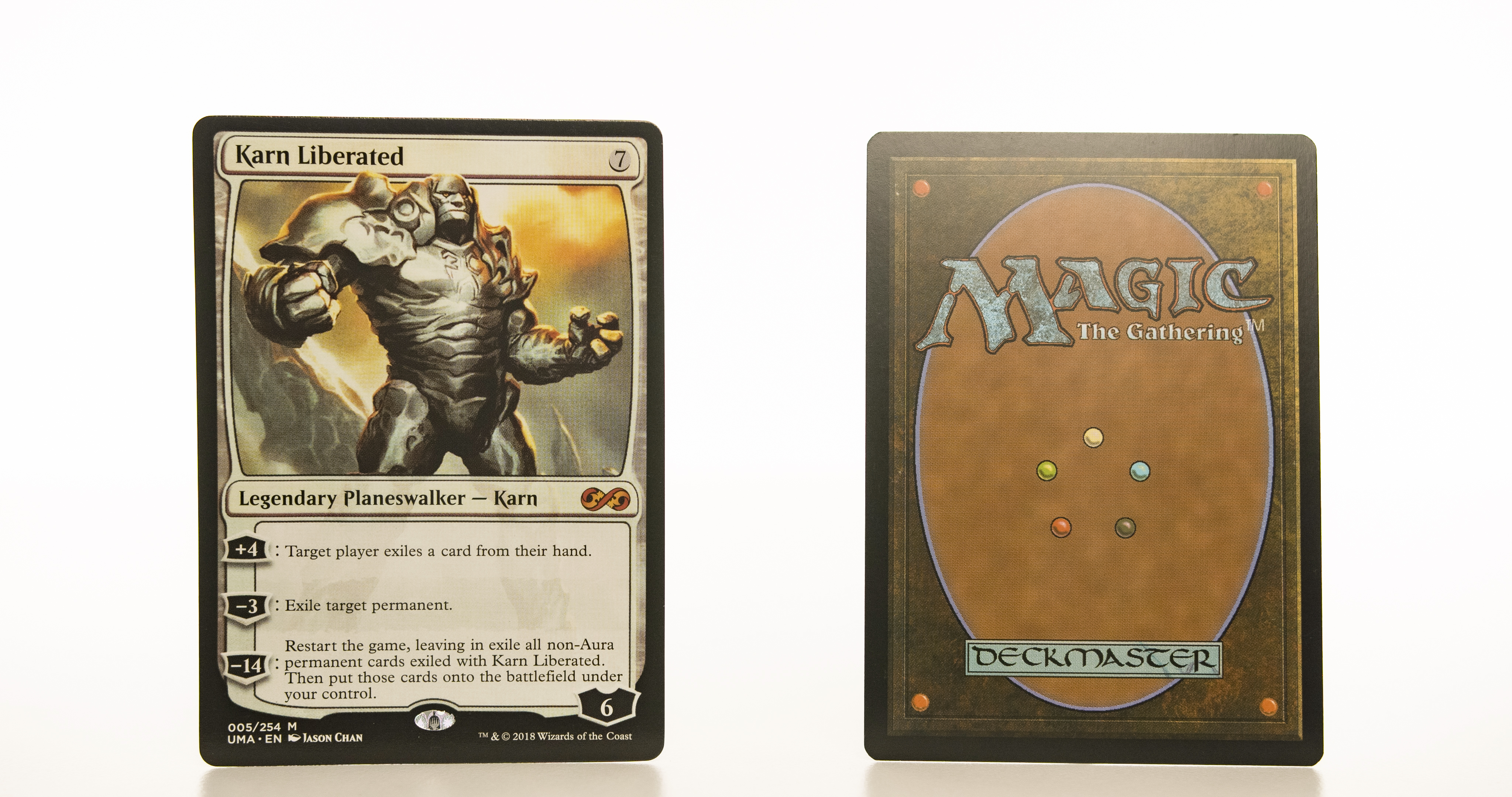 Karn Liberated UMA mtg proxy magic the gathering tournament proxies GP FNM available