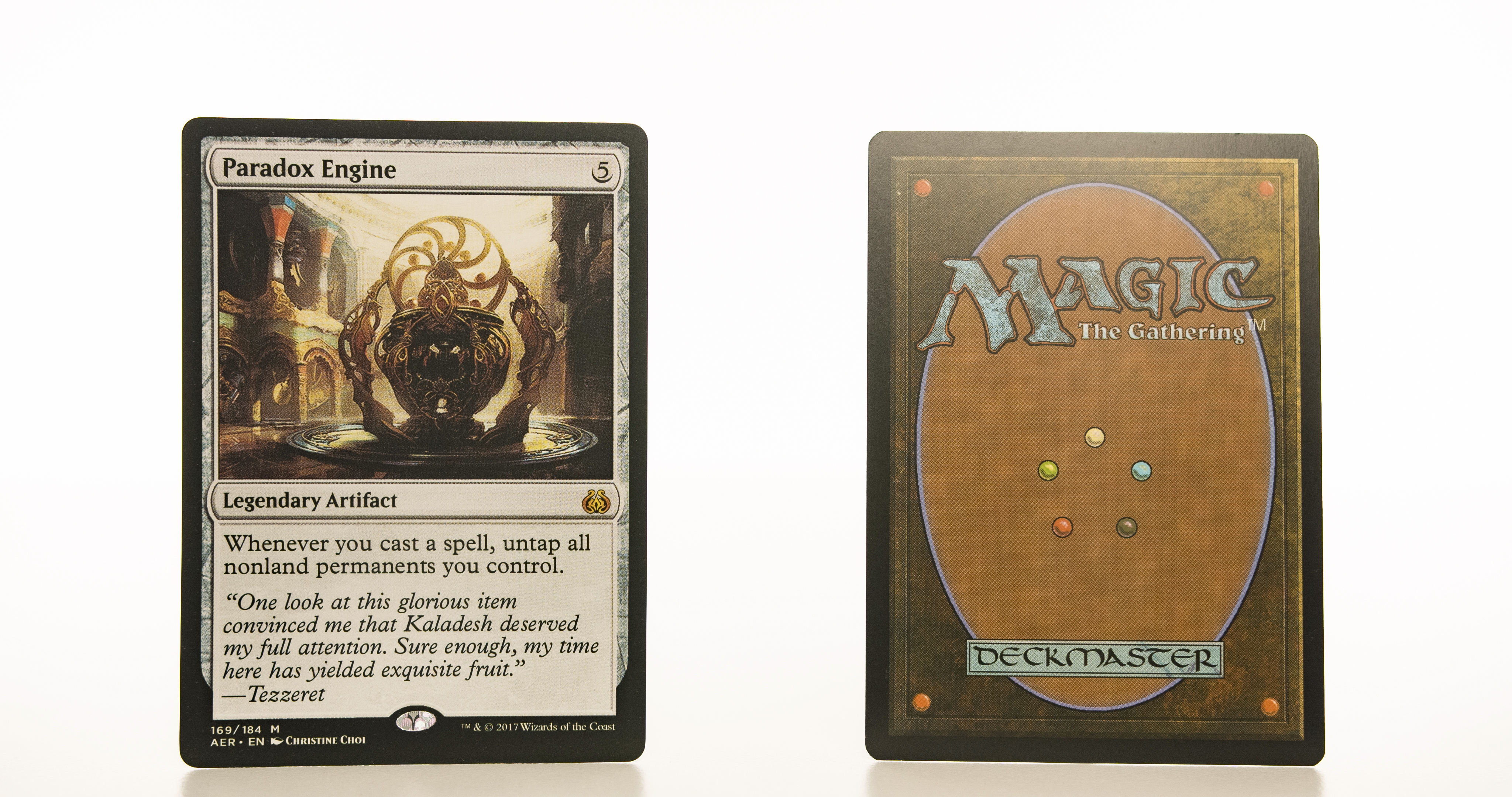 Paradox Engine aer Aether Revolt mtg proxy magic the gathering tournament proxies GP FNM available