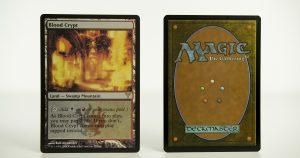 Blood Crypt Dissension mtg proxy magic the gathering tournament proxies GP FNM available