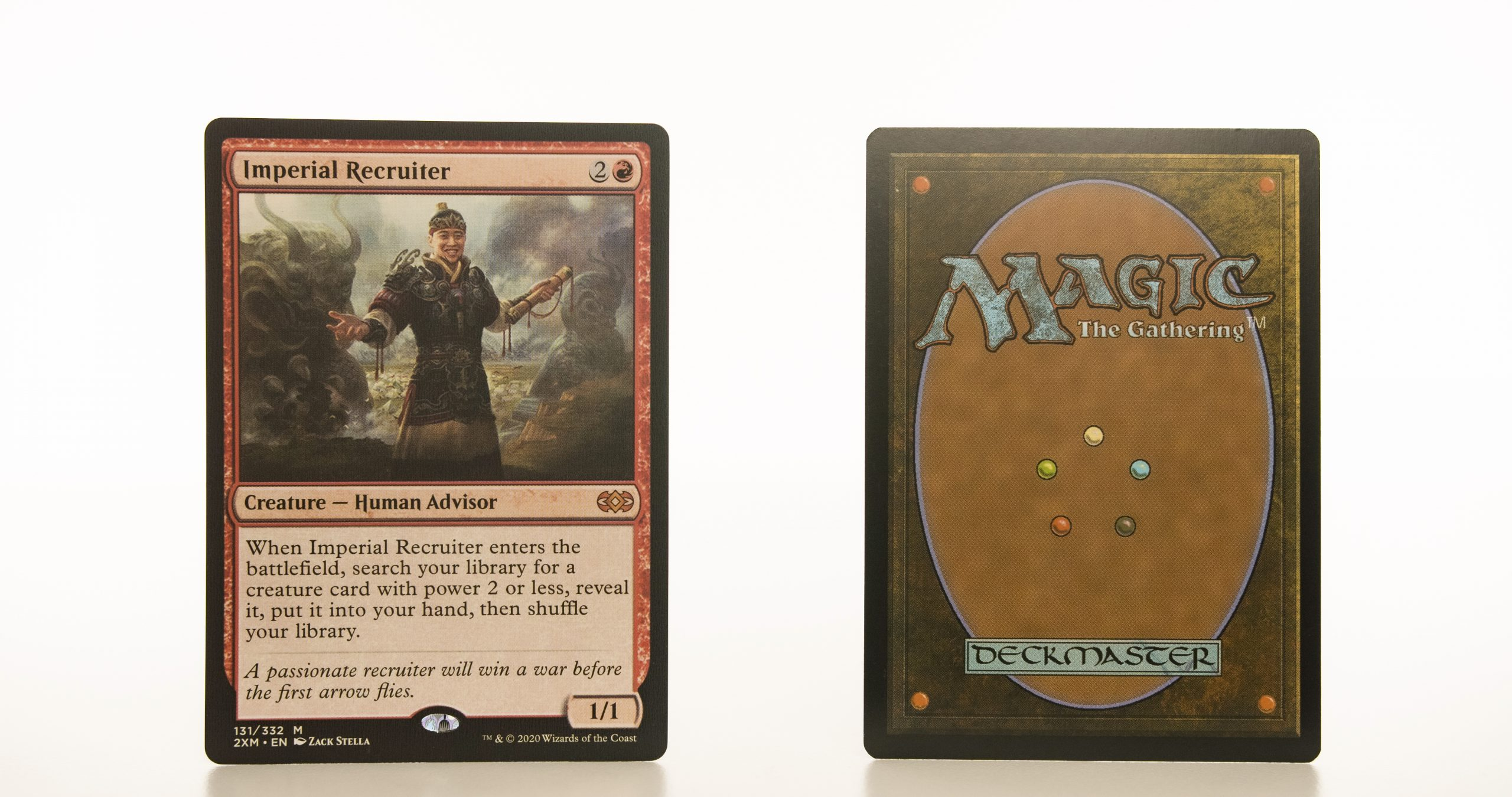 Imperial Recruiter A25 mtg proxy magic the gathering tournament proxies GP FNM available