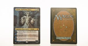 Ashiok, Nightmare Muse extended art THB Theros beyond death hologram mtg proxy magic the gathering tournament proxies GP FNM available