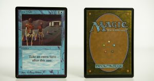 Time Walk Beta mtg proxy magic the gathering tournament proxies GP FNM available