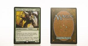 Vorinclex, Voice of Hunger IMA Iconic Masters mtg proxy magic the gathering tournament proxies GP FNM available