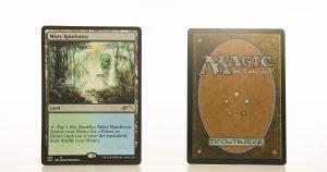 Misty Rainforest Secret Lair: Ultimate Edition (SLU) hologram mtg proxy magic the gathering tournament proxies GP FNM available