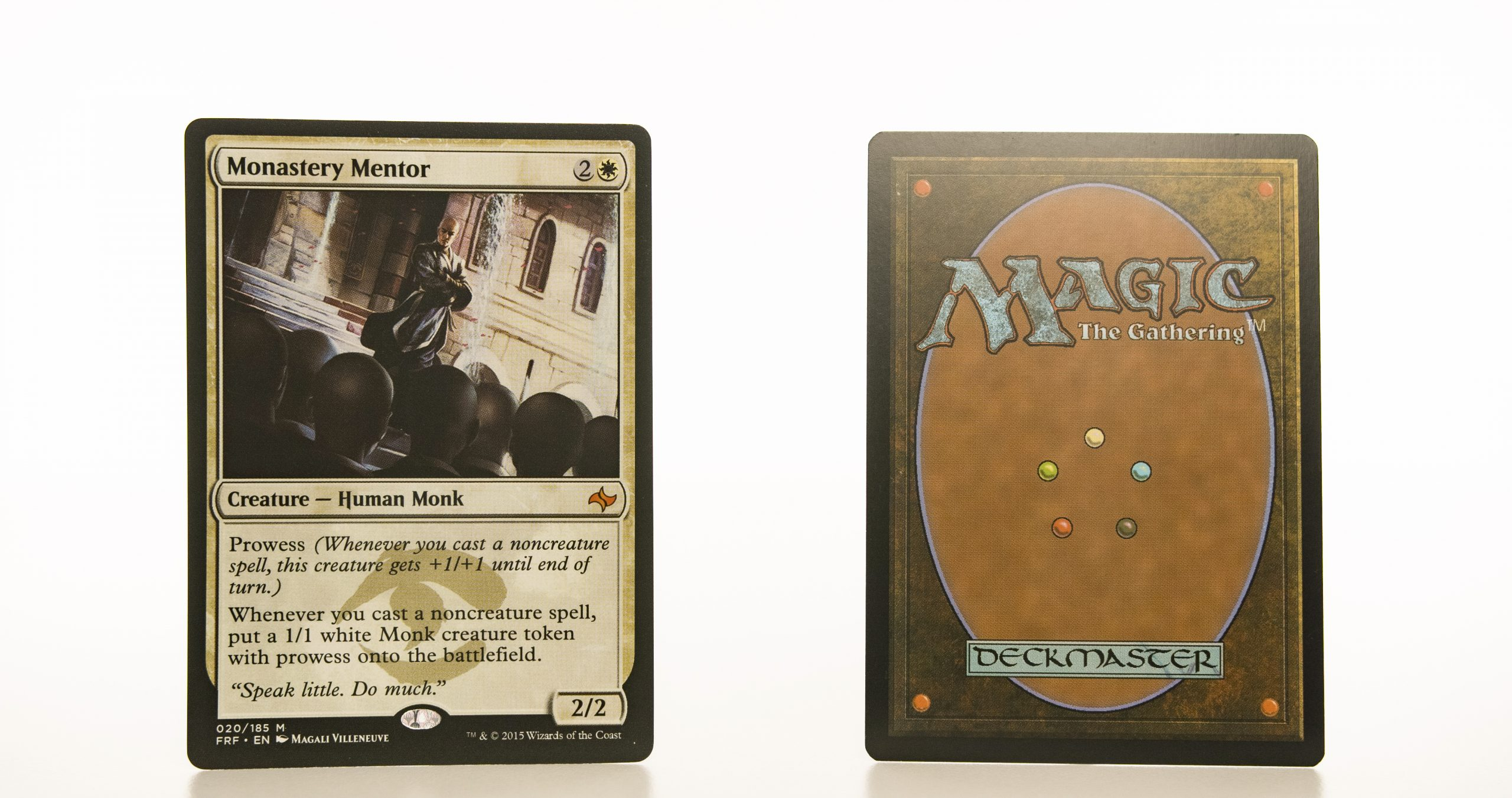 Monastery Mentor FRF mtg proxy magic the gathering tournament proxies GP FNM available