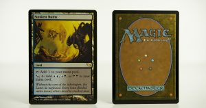 Sunken Ruins  mtg proxy magic the gathering tournament proxies GP FNM available