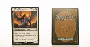 Lyra Dawnbringe DOM mtg proxy magic the gathering tournament proxies GP FNM available