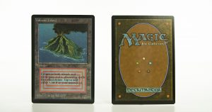 Volcanic Island Beta mtg proxy magic the gathering tournament proxies GP FNM available
