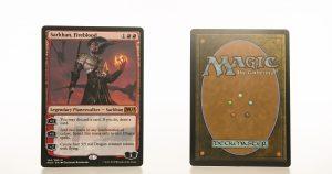 Sarkhan, Fireblood M19 mtg proxy magic the gathering tournament proxies GP FNM available