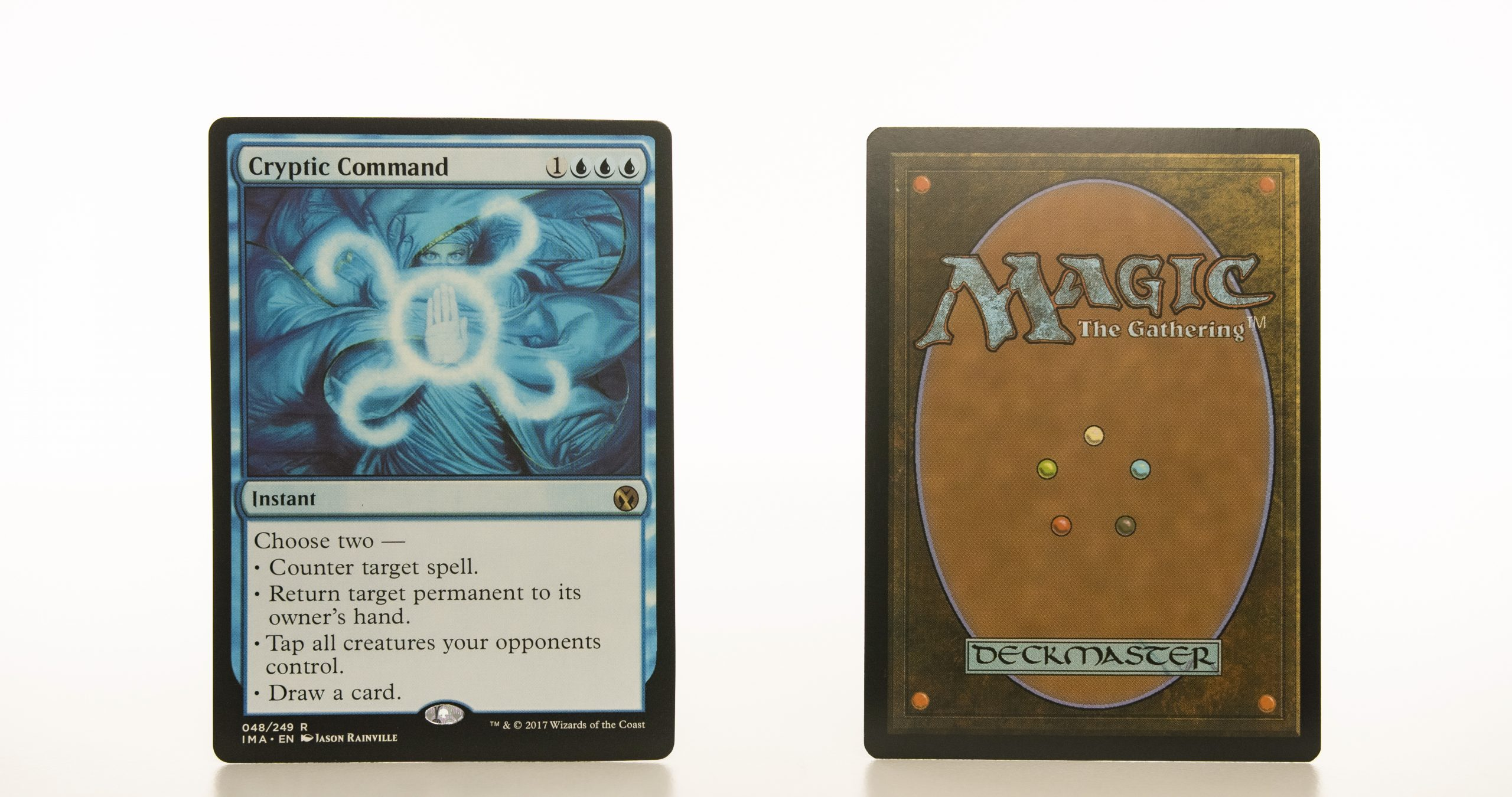 Cryptic Command IMA Iconic Masters mtg proxy magic the gathering tournament proxies GP FNM available