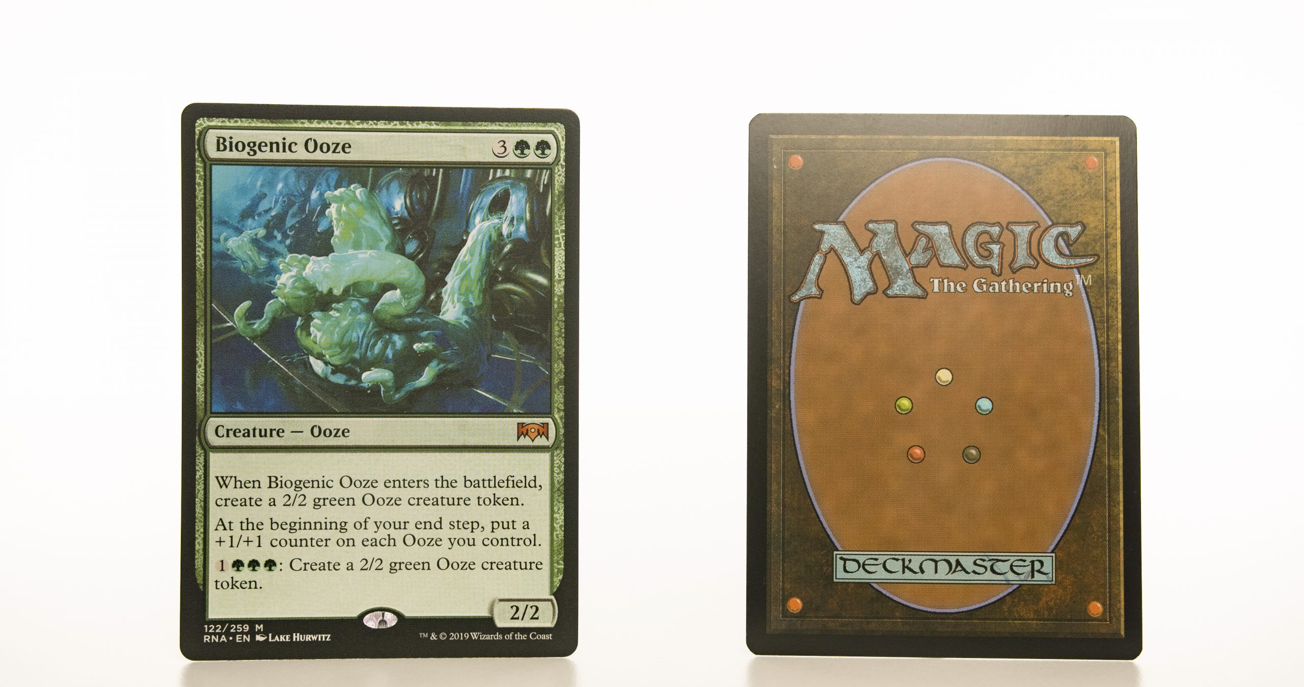 Biogenic Ooze RNA mtg proxy magic the gathering tournament proxies GP FNM available