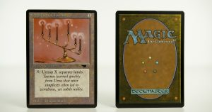 Candelabra of Tawnos Antiquities mtg proxy magic the gathering tournament proxies GP FNM available