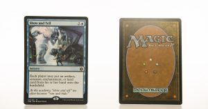 Show and Tell CN2 mtg proxy magic the gathering tournament proxies GP FNM available