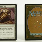 Sensei's Divining Top Champions of Kamigawa mtg proxy magic the gathering tournament proxies GP FNM available