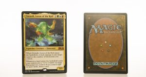 Omnath, Locus of the Roil M20 mtg proxy magic the gathering tournament proxies GP FNM available