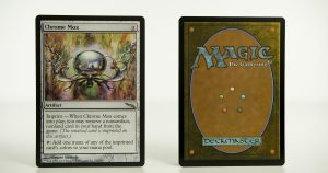 Chrome Mox Mirrodin mtg proxy magic the gathering tournament proxies GP FNM available