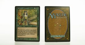 Norwood Priestess  Portal Second Age mtg proxy magic the gathering tournament proxies GP FNM available