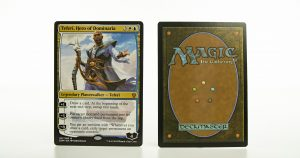 Teferi, Hero of Dominaria DOM Dominaria mtg proxy magic the gathering tournament proxies GP FNM available