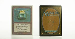Mox Emerald Unlimited mtg proxy magic the gathering tournament proxies GP FNM available