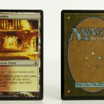Sacred Foundry Ravnica: City of Guilds mtg proxy magic the gathering tournament proxies GP FNM available
