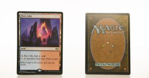 Fiery Islet MH1 mtg proxy magic the gathering tournament proxies GP FNM available