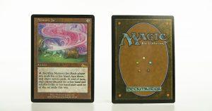 Memory Jar UL (Urza's Legacy) ULG mtg proxy magic the gathering tournament proxies GP FNM available