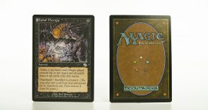Cabal Therapy JU (Judgment) JUD mtg proxy magic the gathering tournament proxies GP FNM available