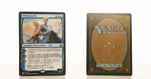 Will Kenrith BBD hologram mtg proxy magic the gathering tournament proxies GP FNM available